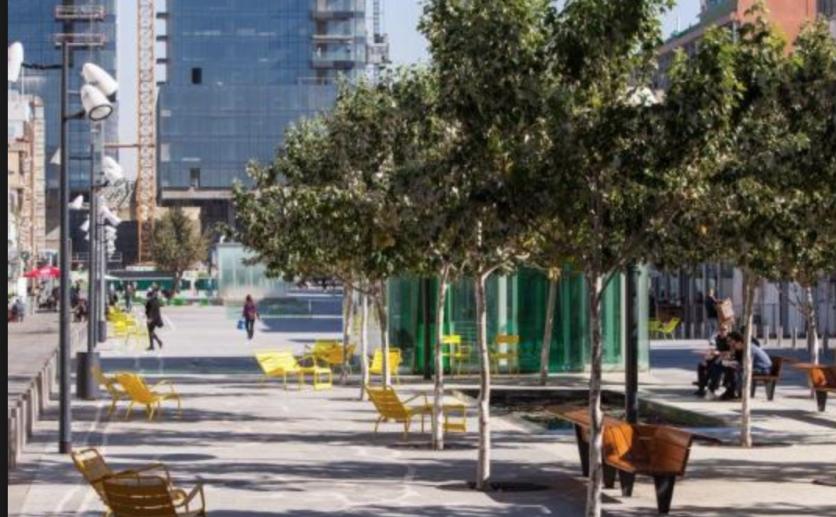 כיכר גבעון מתחדשת